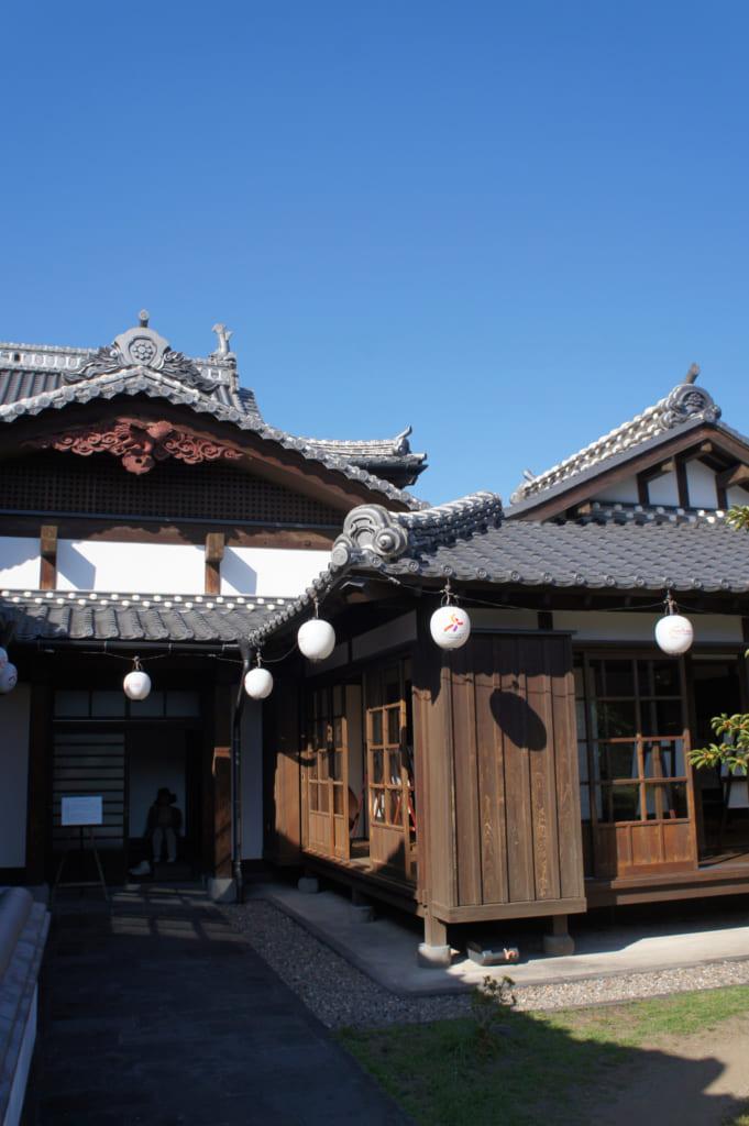 Le Sakura-yu à Yamaga