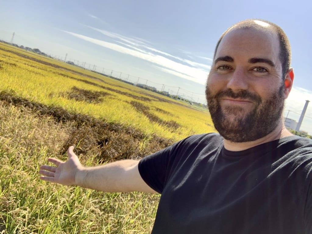 Dave Bret, blogueur britannique