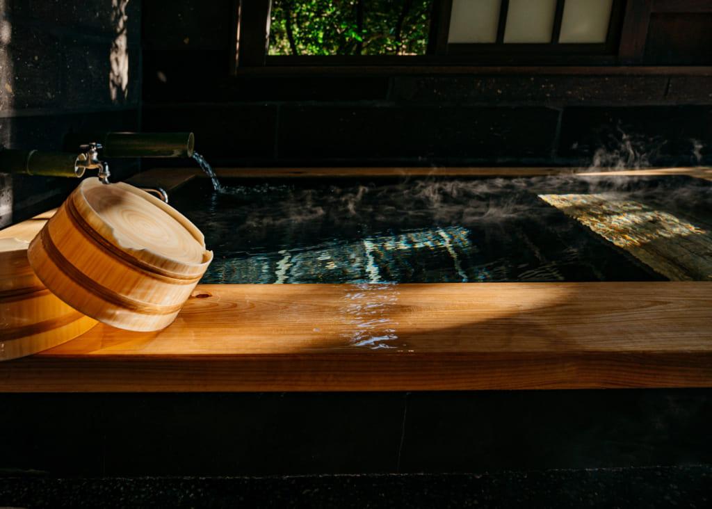 Bain privé à Yuka , Waita Onsen , Kumamoto