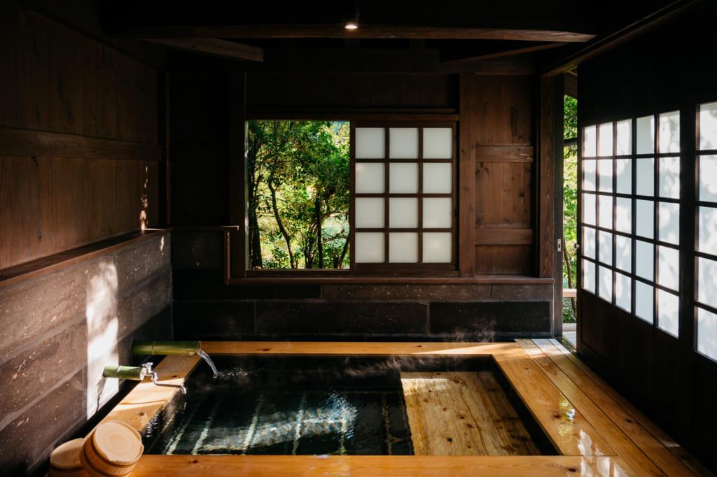 Onsen privatif au nord de Kumamoto