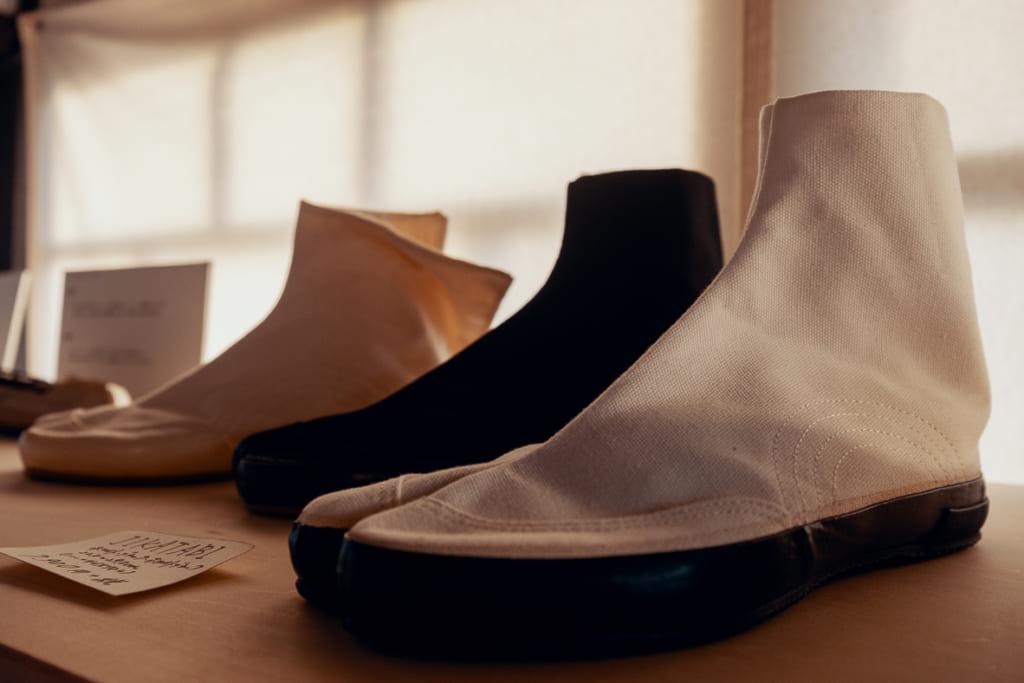 Chaussures traditionnelles japonaises