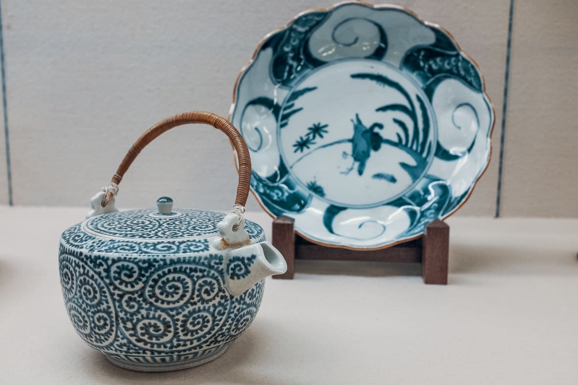 La préfecture de Saga, à Kyushu, berceau de la porcelaine japonaise
