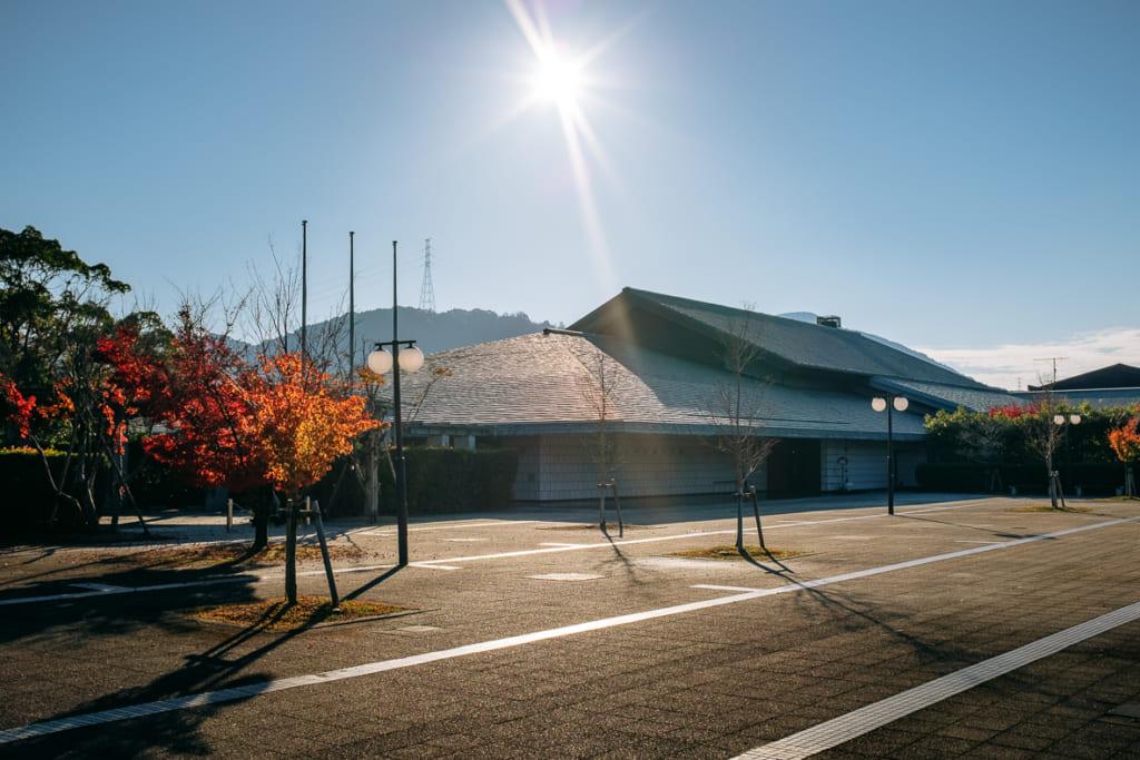 musée de la céramique de kyushu dans la préfecture de Saga
