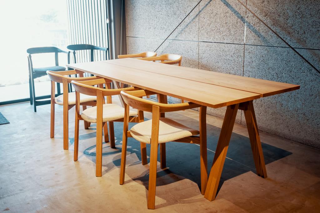 intérieur du restaurant arita huis dans la préfecture de saga