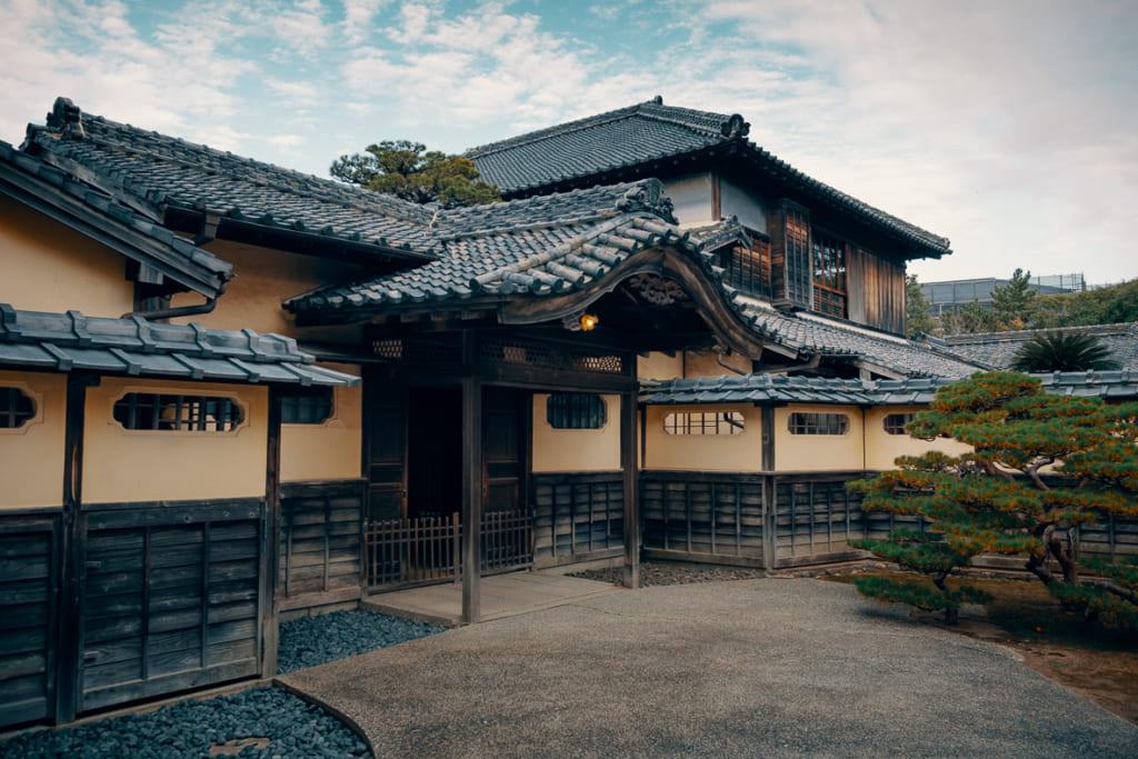 la résidence takatori à karatsu