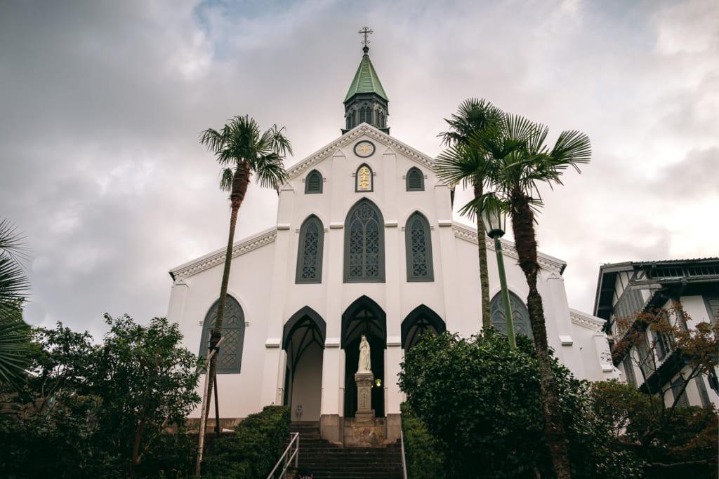 L'église des vignt-six martyrs à Nagasaki