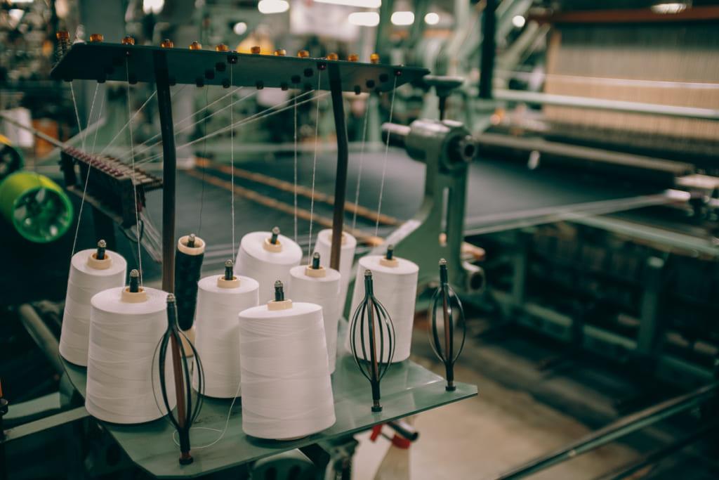 L'intérieur de l'atelier de Hakatori Sanui que l'on peut visiter librement à Fukuoka