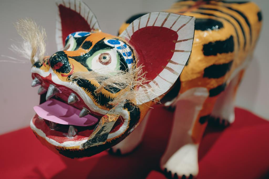 Objet d'artisanat de Fukuoka au Hakamachi Furusatokan
