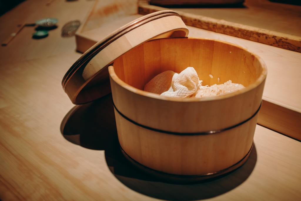 plat de riz dans le restaurant Gyoten à Fukuoka