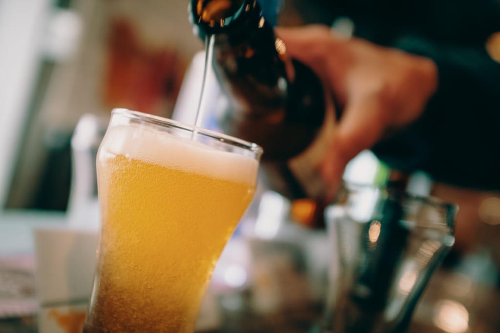 Biere artisanale de Suginoya, brasserie de Fukuoka