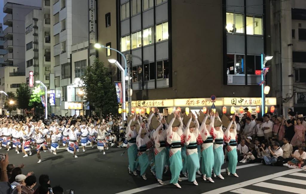 Koenji Awadori 2019