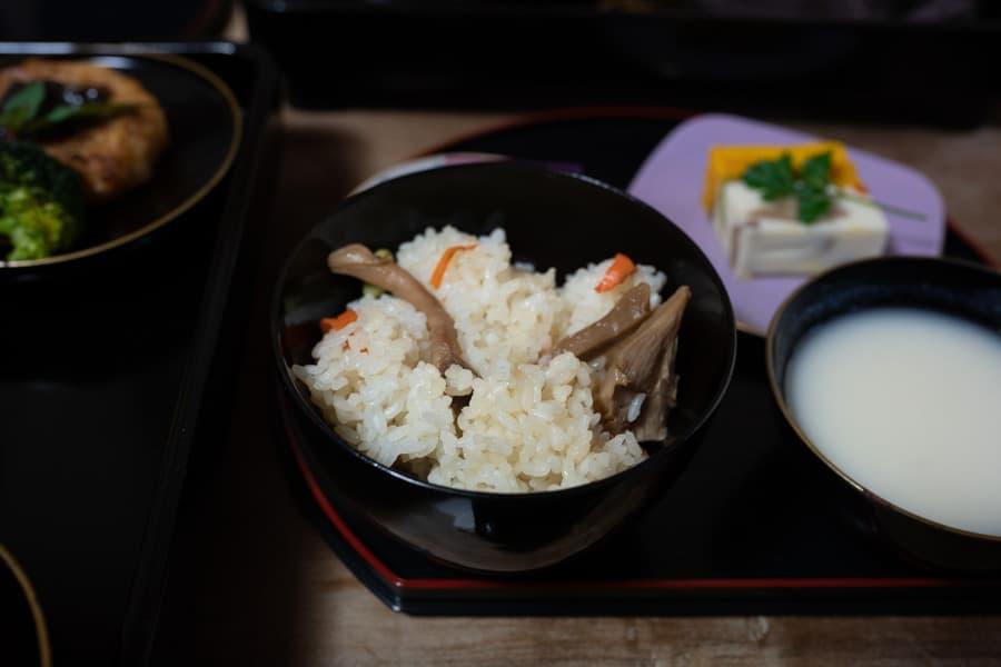 shojin-ryori du temple Fusai-ji