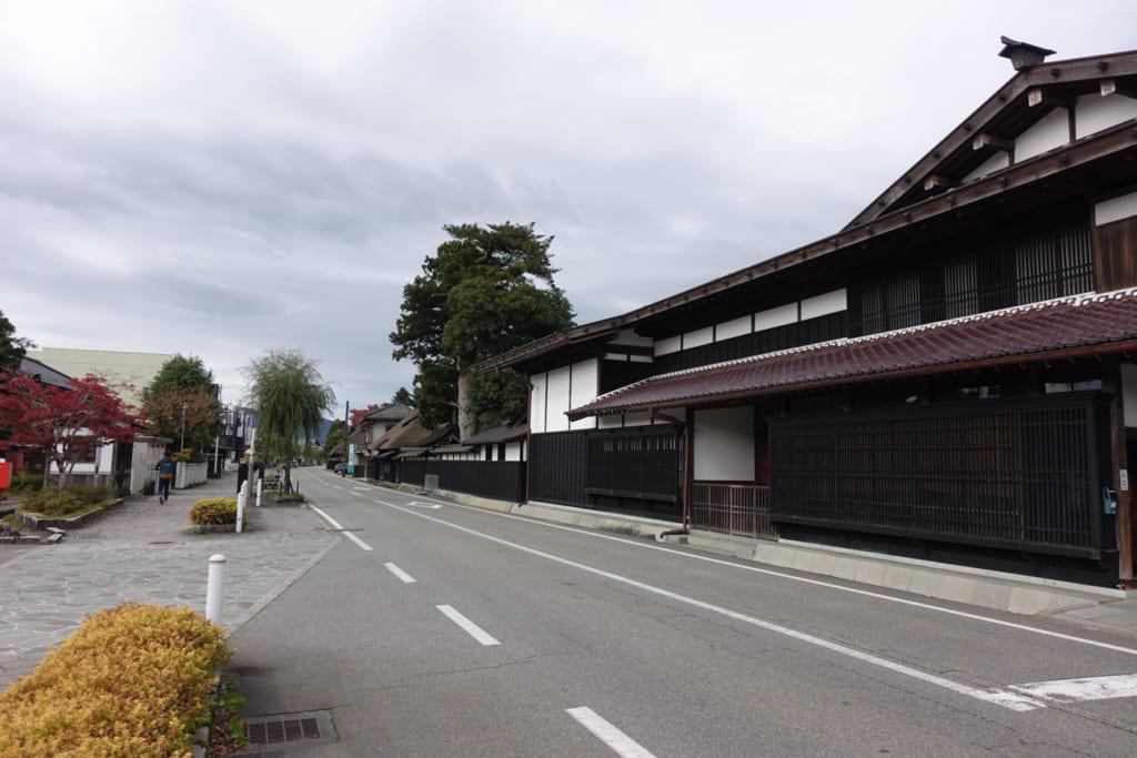 La résidence Watanabe à Sekikawa
