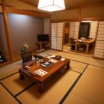Takanosu Onsen: un ryokan de luxe caché dans les montagnes
