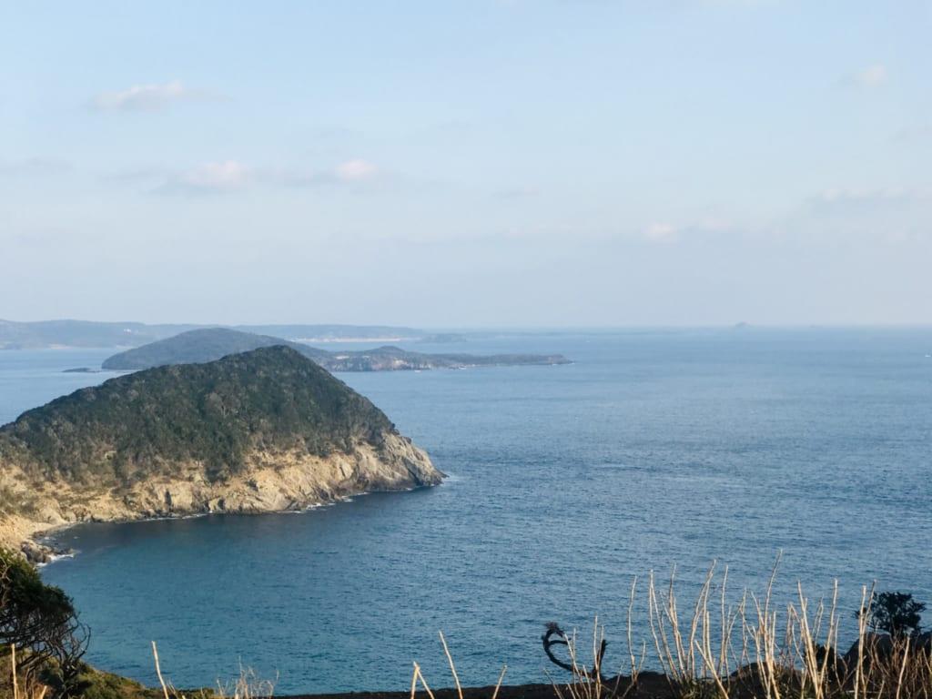 île de Nozaki, au large de l'île ojika
