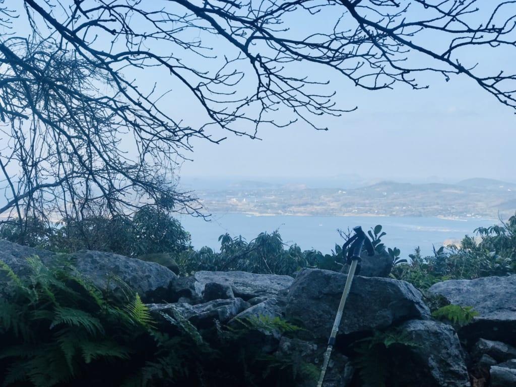 Trekking sur l'île abandonnée de Nozaki