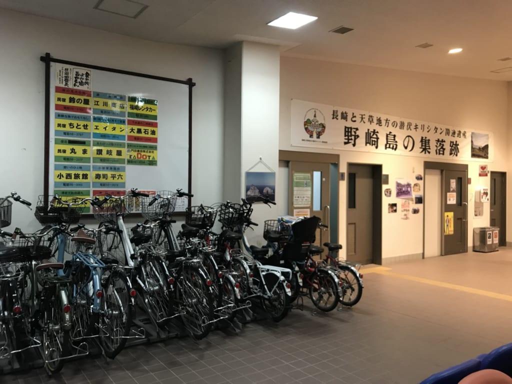 vélos électriques à louer pour explorer ojika
