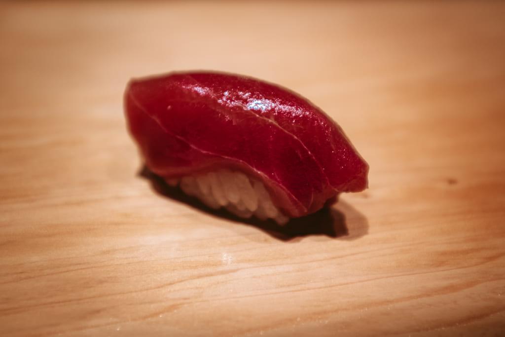 Autre sushi du restaurant Gyoten à Fukuoka