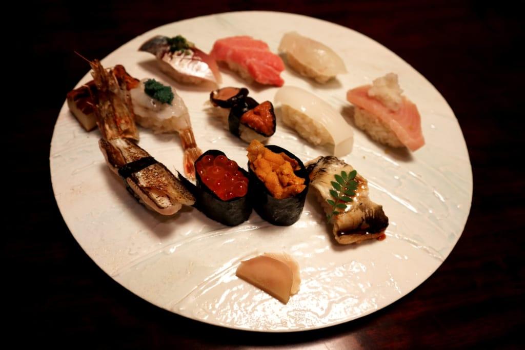 Les sushis de chez sasa sushis