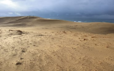 Dunes de Tottori Sakyu