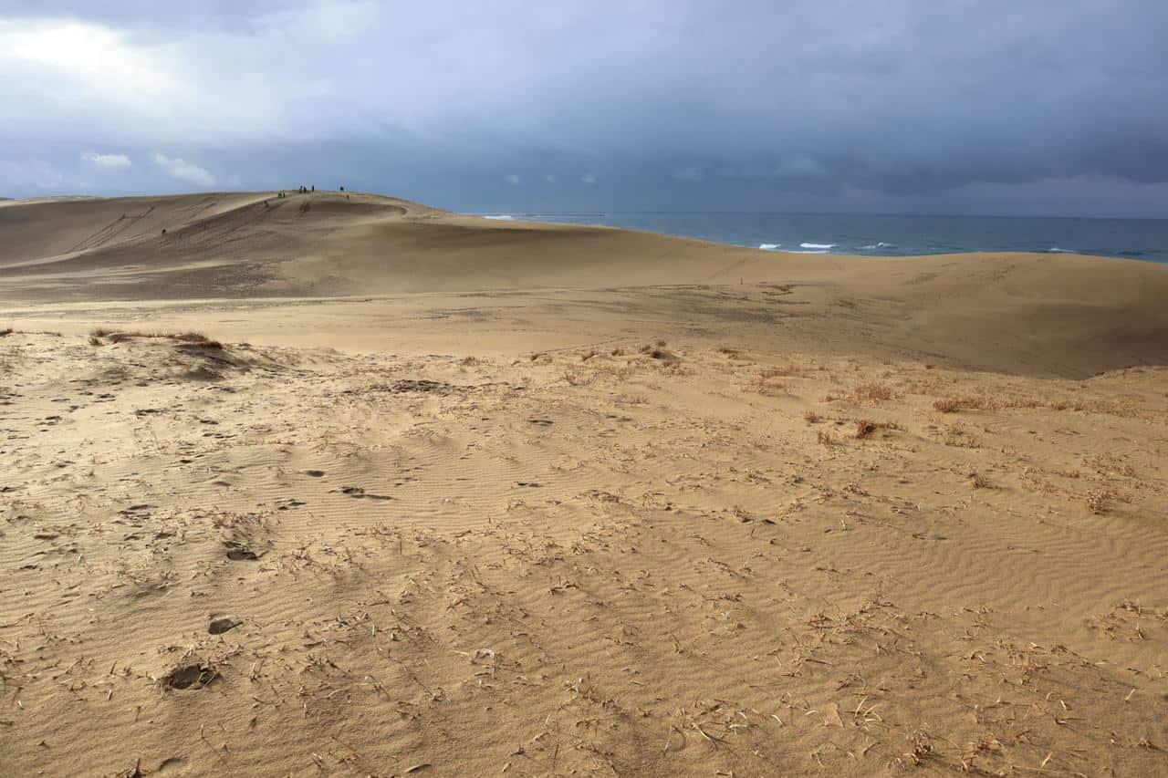 Japon de l'envers: à la découverte des dunes de Tottori