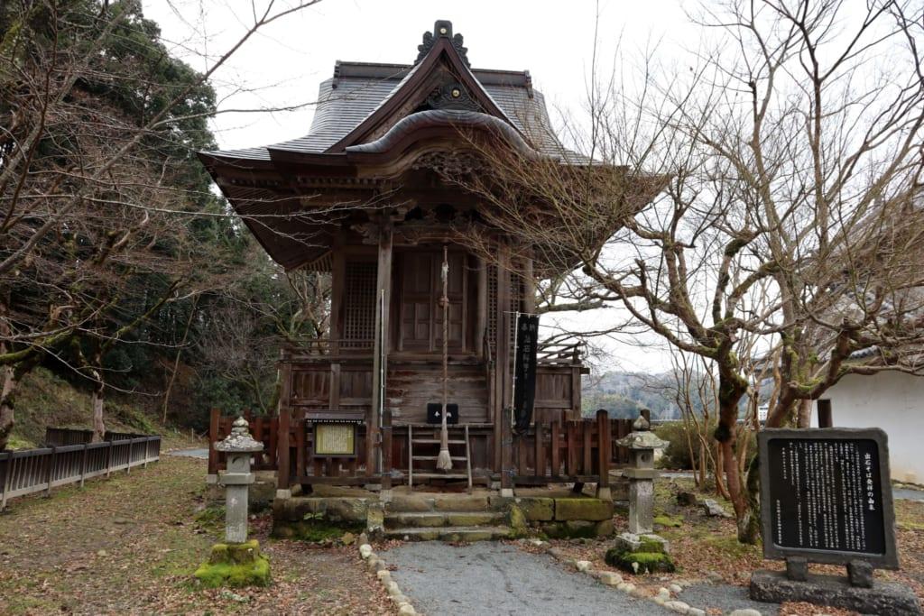 le sanctuaire izushi soba