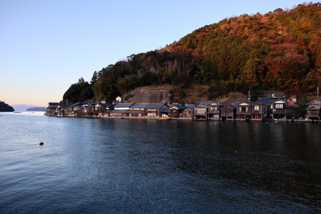 Ine, un village de pêcheurs le long de la mer du Japon