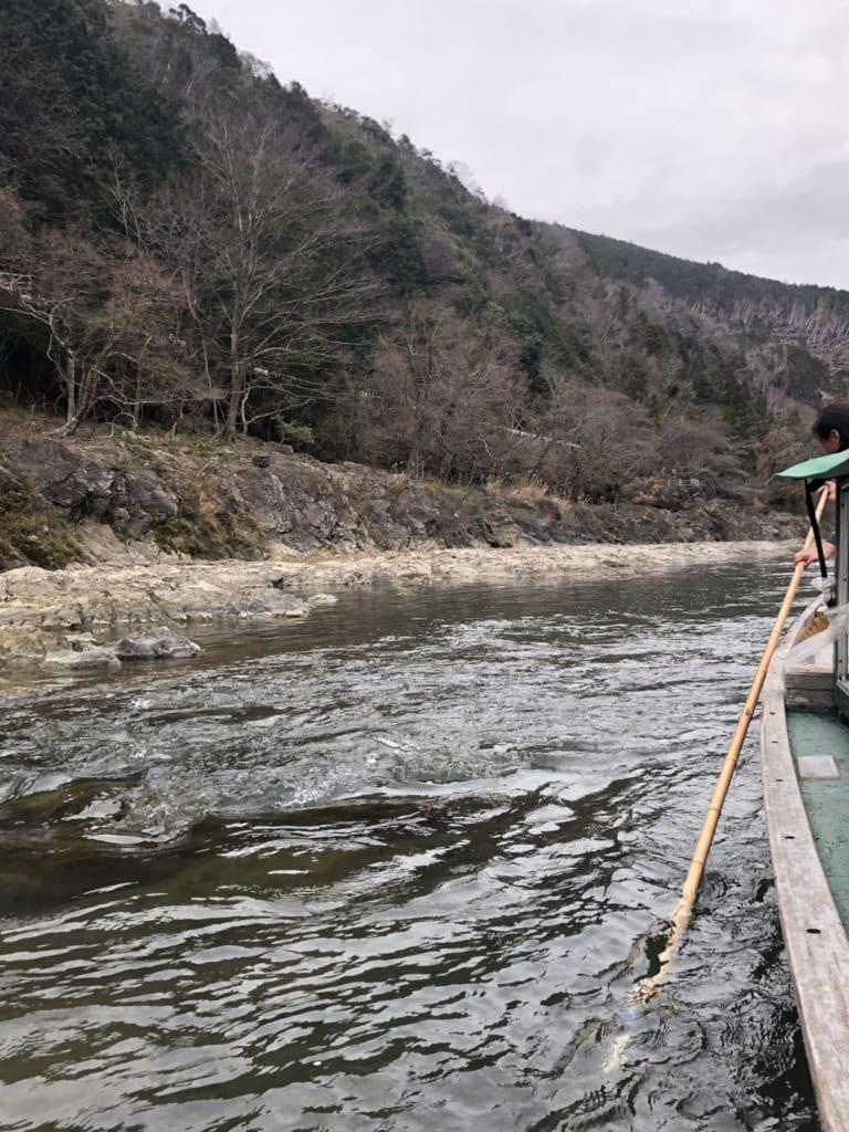 La rivière Hozu