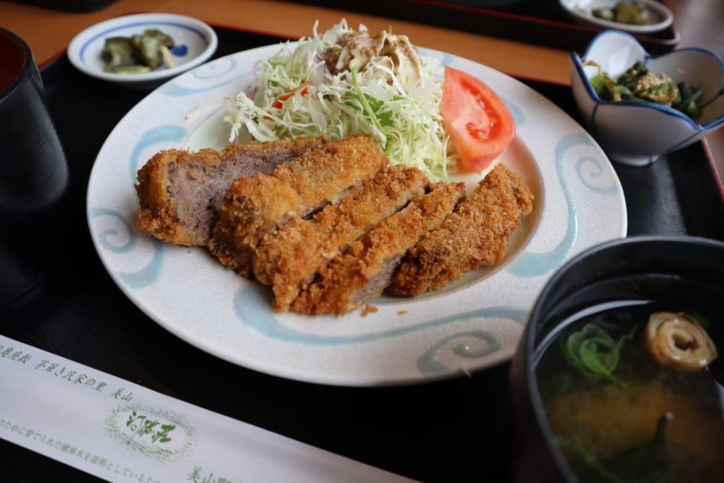 tonkatsu de biche