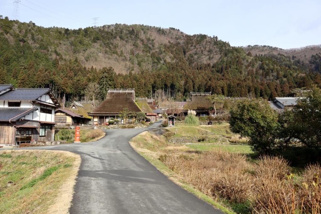 le village de kayabuki no sato