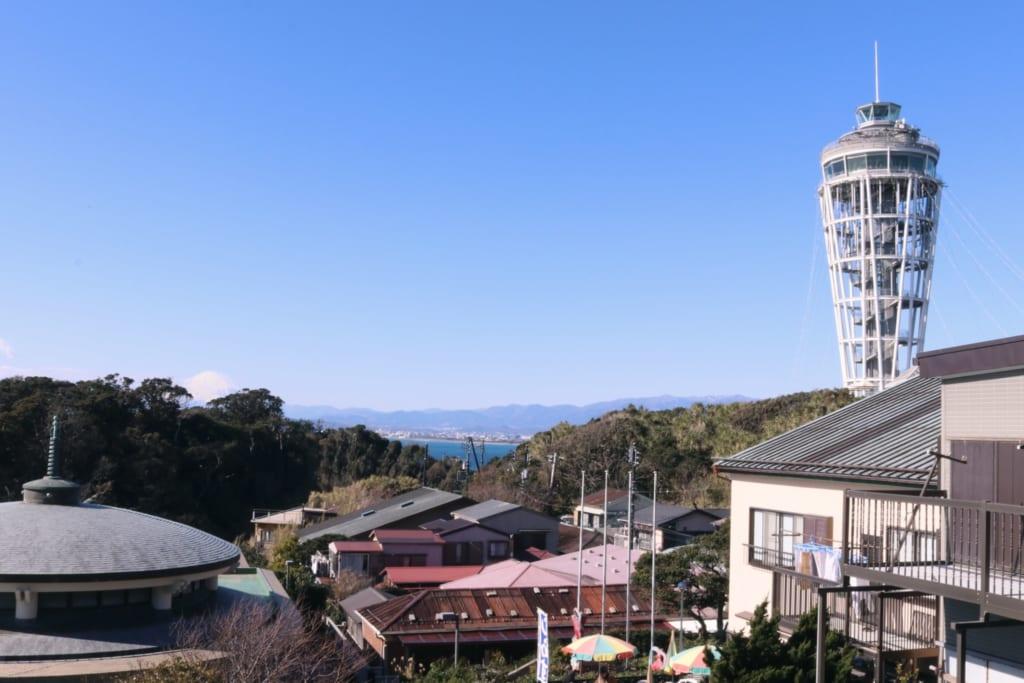 l'observatoire d'enoshima