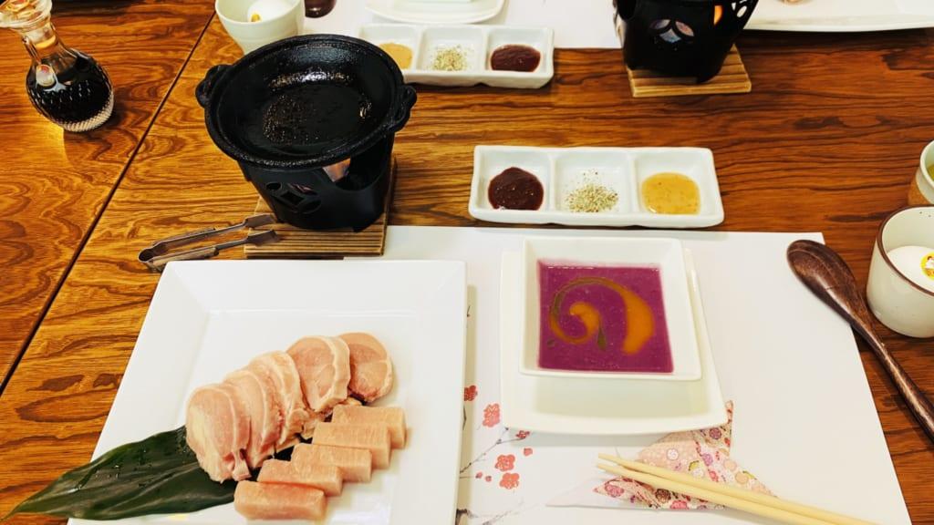 izumi oyako steak gohan