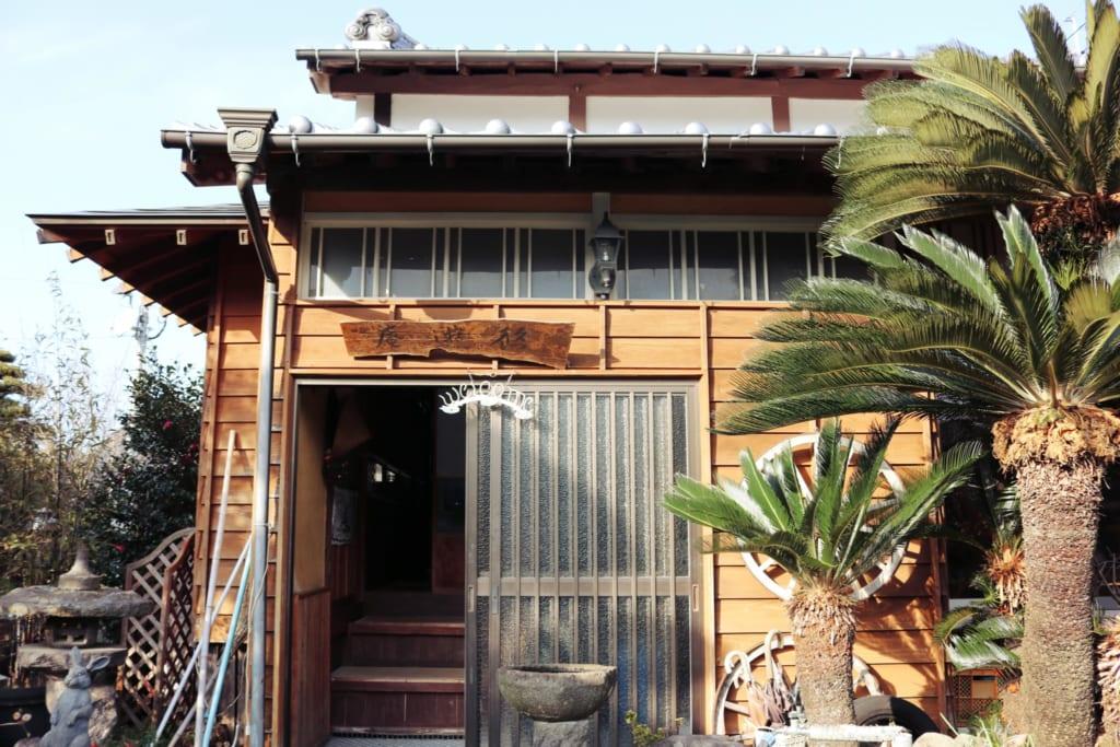 L'ancienne maison de samouraï dans laquelle vous pouvez séjourner le temps d'un séjour à la ferme