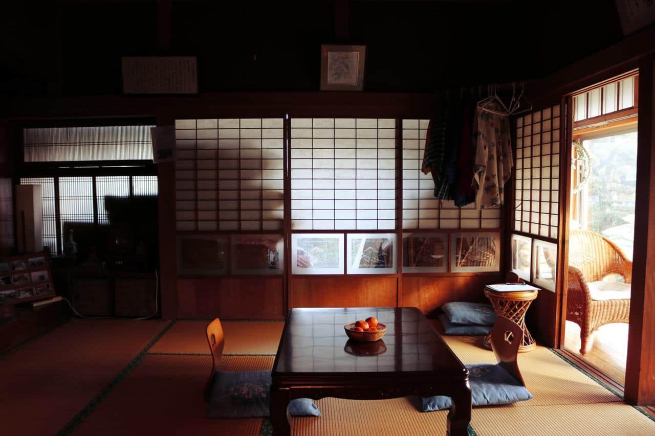 Séjour à la ferme à Izumi, dans une maison traditionnelle