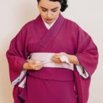 Comment mettre un kimono étape par étape