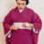 Nouer la ceinture date-jime à l'avant du kimono