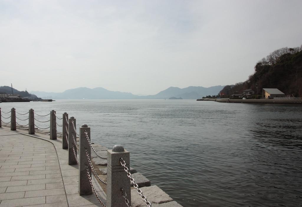 Le port de Setoda, sur l'île d'Ikuchijima