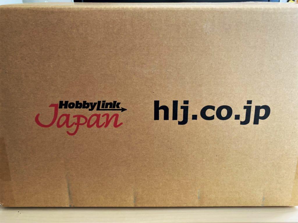 Ma commande chez HobbyLink Japan est arrivée bien emballée
