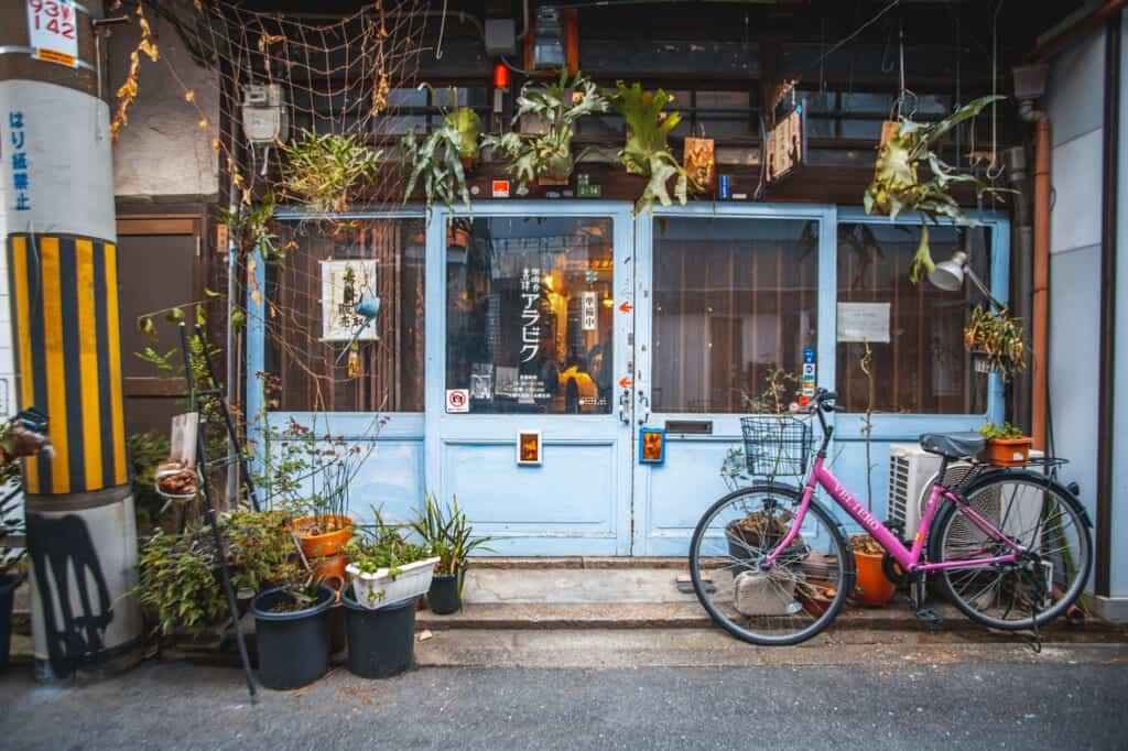 Nakazakicho: le quartier bohème d'Osaka