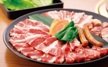 De la viande crue de yakiniku