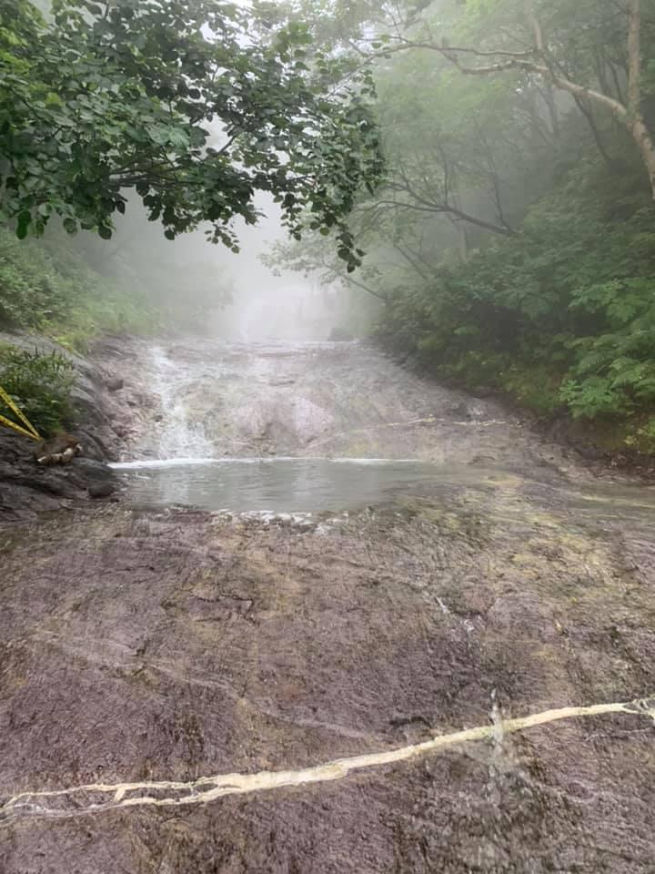 nature sauvage dans l'un des parcs nationaux d'Hokkaido