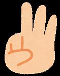 compter pour soi-même sur ses doigts au Japon : le 2