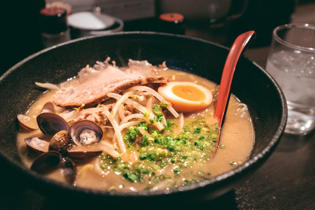 Les ramen au miso, spécialité culinaire de Sapporo