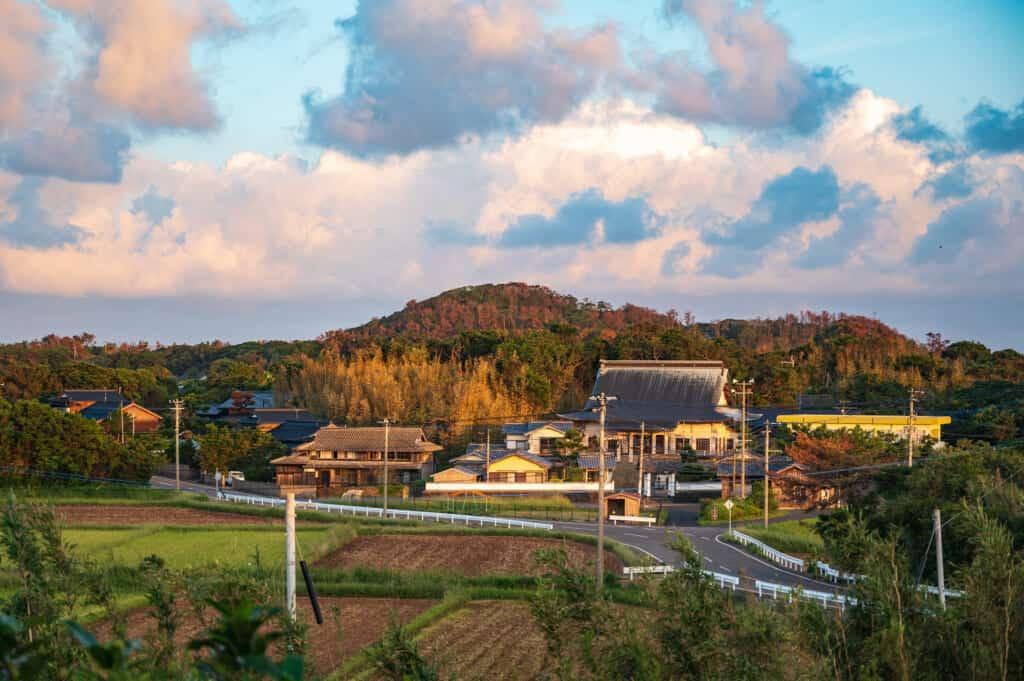 Yanoya: un lieu pour se relaxer sur l'île Ojika