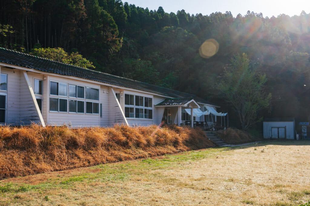 Une ancienne école rénovée à nordisk village