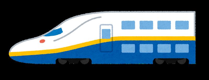 Le Shinkansen japonais est toujours à l'heure
