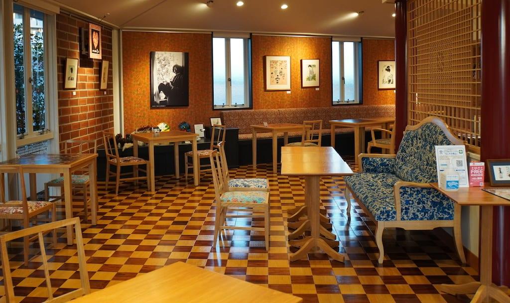 Salle de café