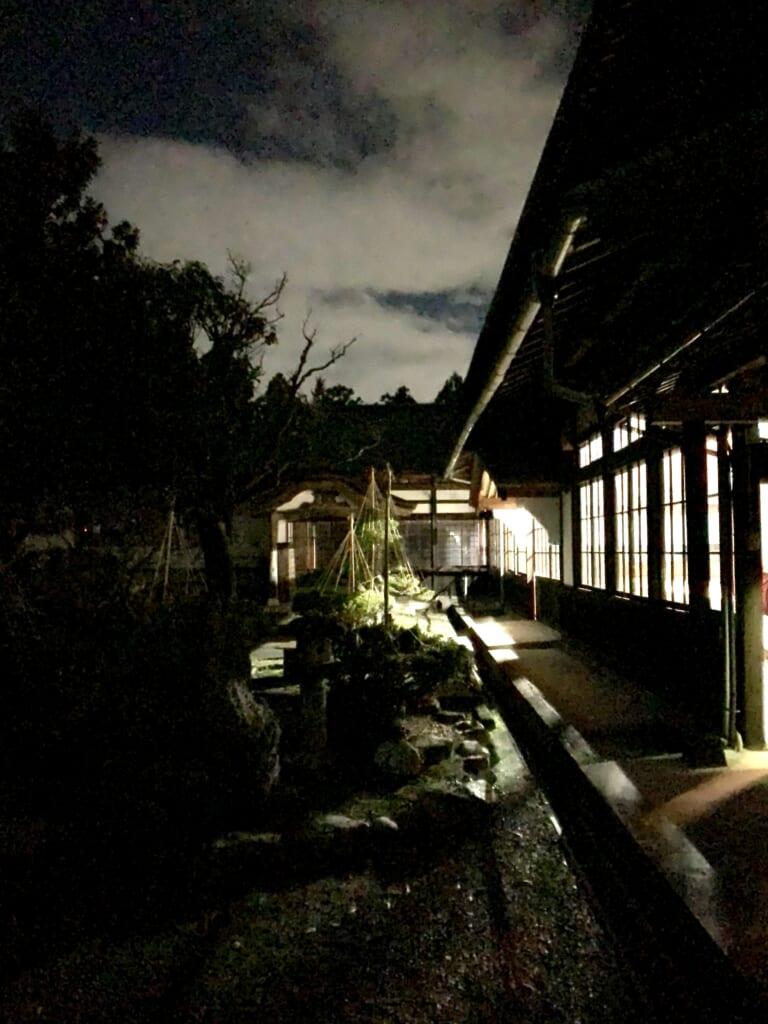 Temple Daiei-ji à Niigata