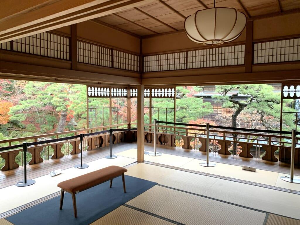 Pièce tatami, Old Saito Residence