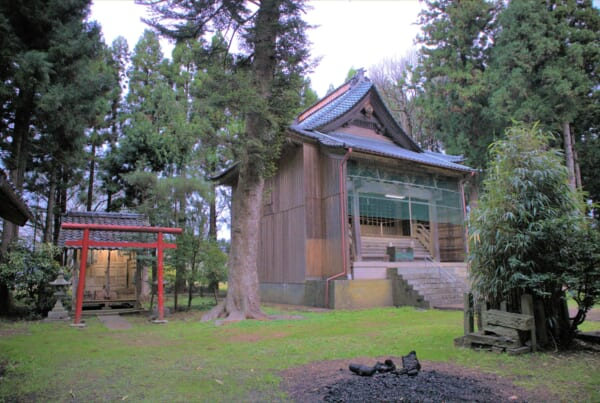 Sanctuaire Sanno-Hiyoshi sur l'île de Sado